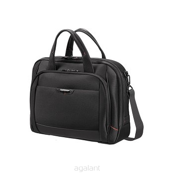 5d8a447c8df25 Biznesowa torba na laptop, Samsonite PRO-DLX 4 BAILHANDLE L 16 ...